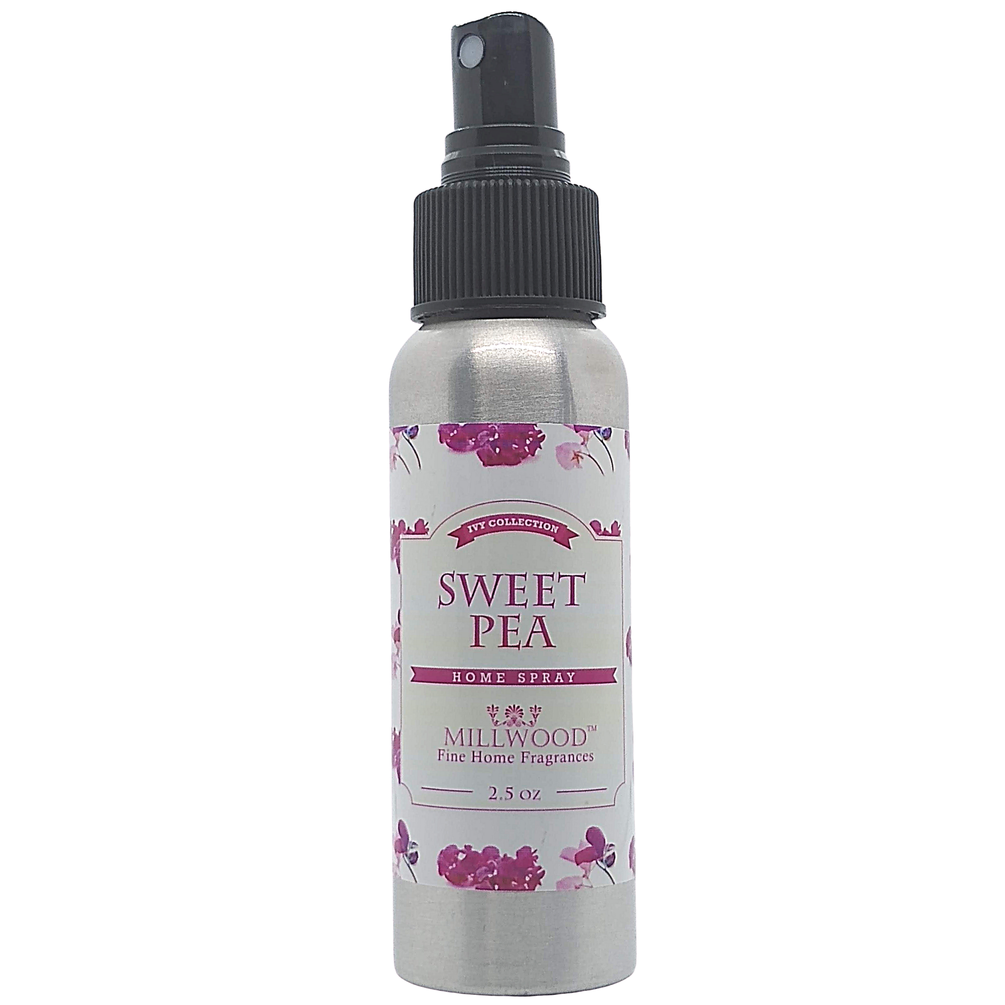 Sweet Pea Air Freshener 2021 Candle Scents and Air Freshener by Millwood Candles