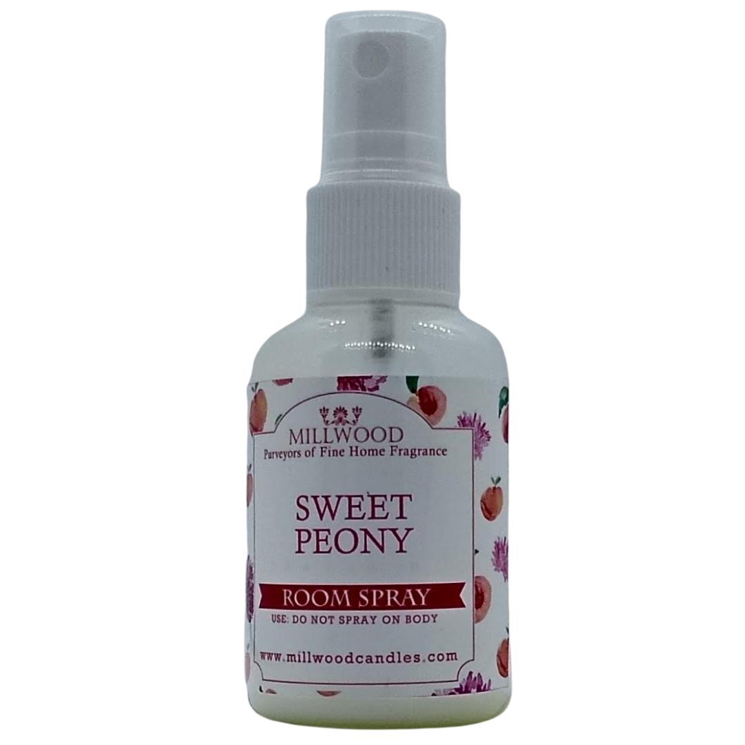 Sweet Peony mini air freshener and purse spray