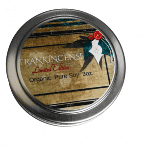 3oz-Frankincense Soy Candle