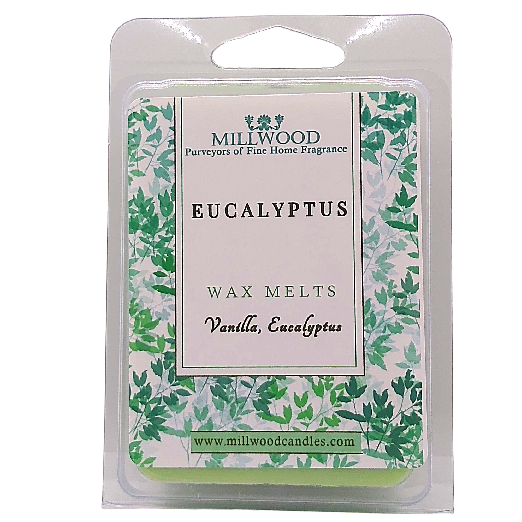 Eucalyptus Soy wAX Melts.