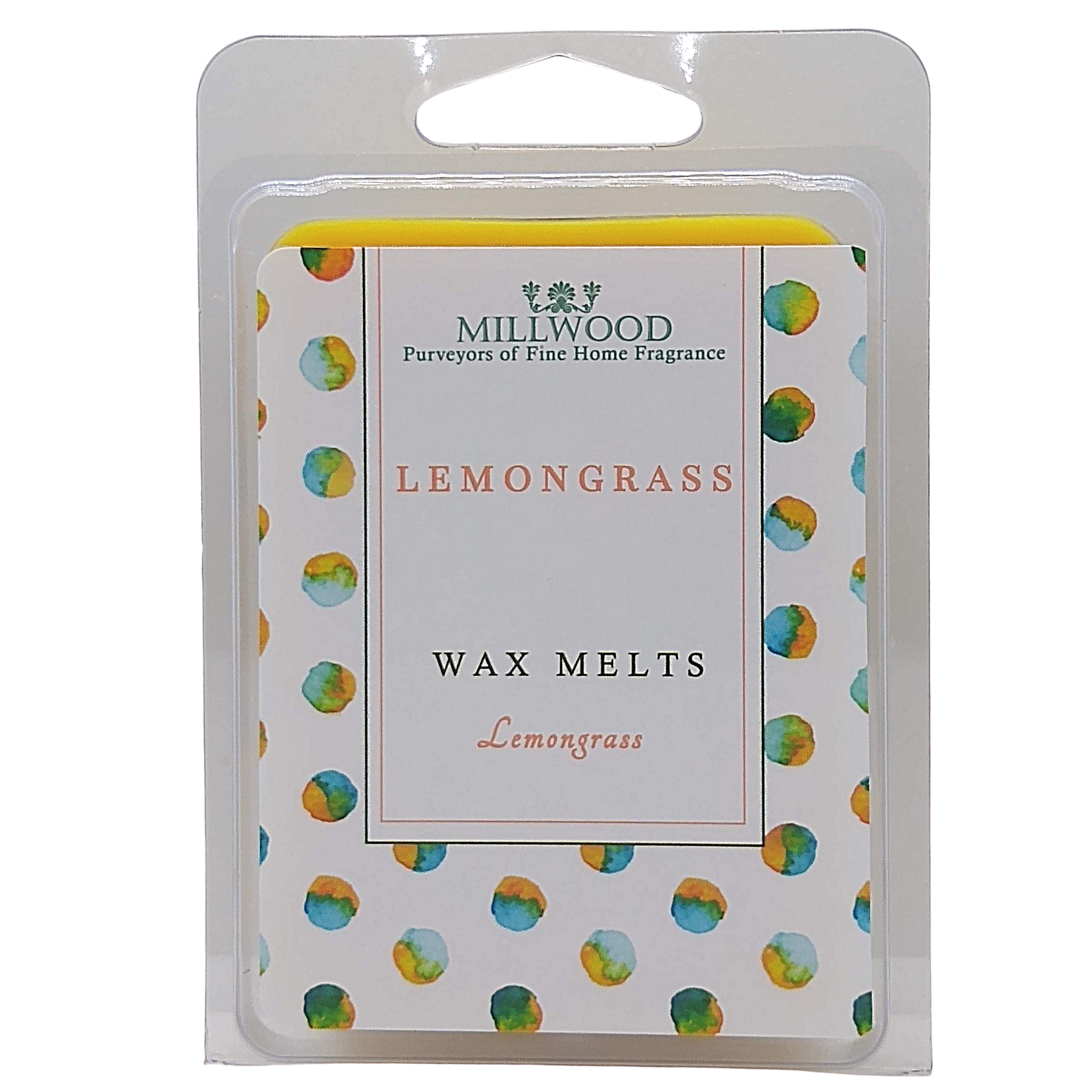 Lemongrass Wax Melts. All Natural Soy