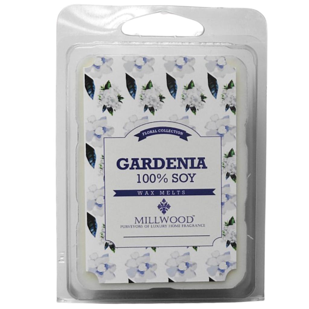 Gardenia Organic Wax Melts Made with high grade essential oils