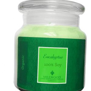 Eucalyptus Soy Candle