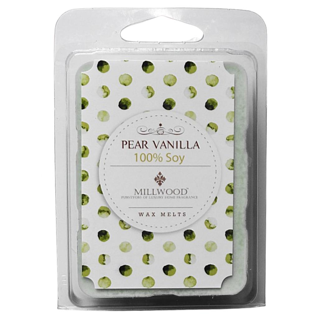 Pear Vanilla Wax Melts