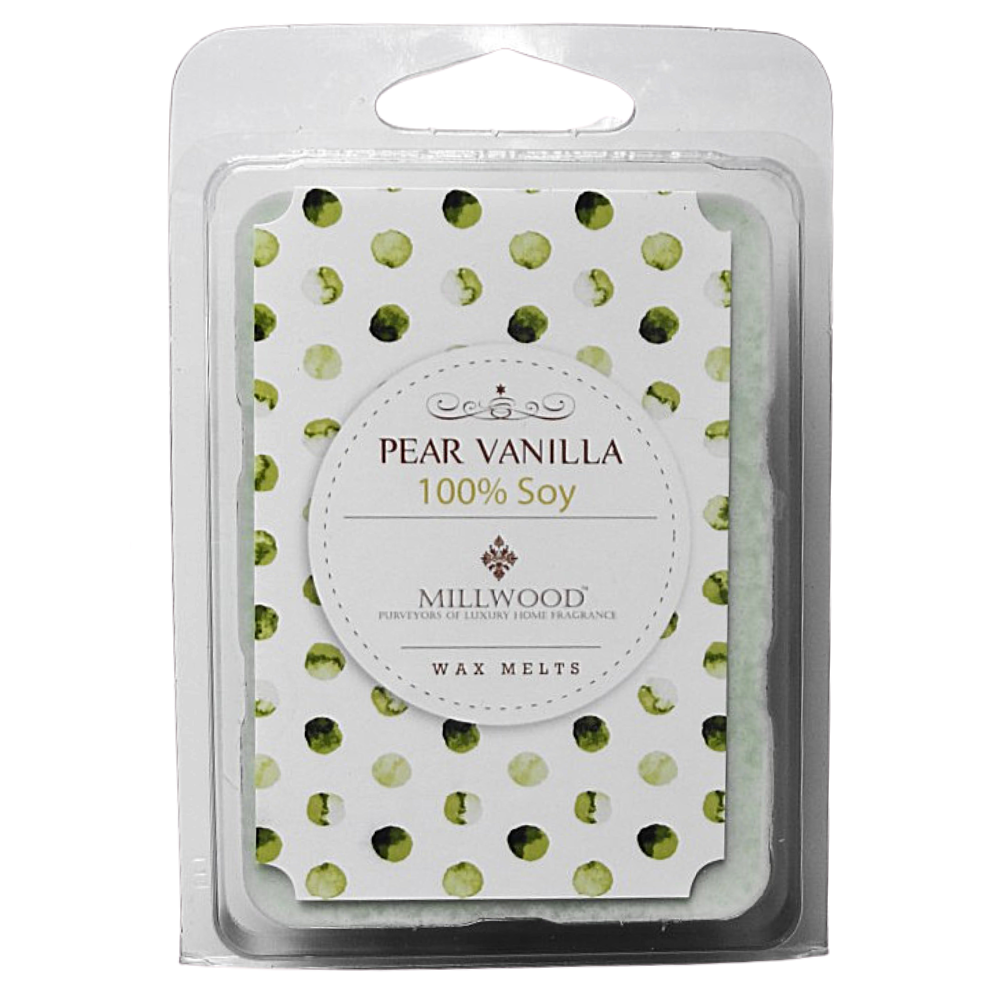 Pear Vanilla Wax Melts