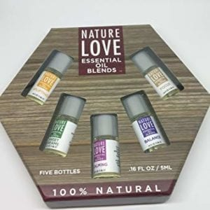 Nature Love Essential Oil Blends