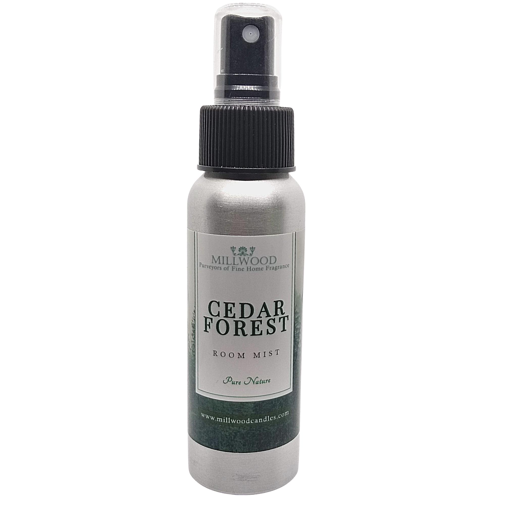 Cedar Forest Holiday spray smells like a Christmas Tree