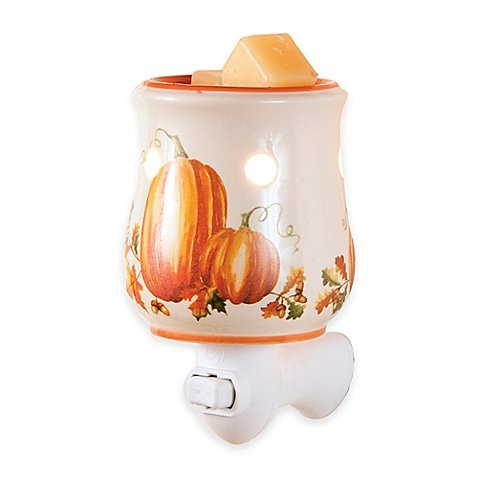 Harvest Garden Ceramic Wax Warmer