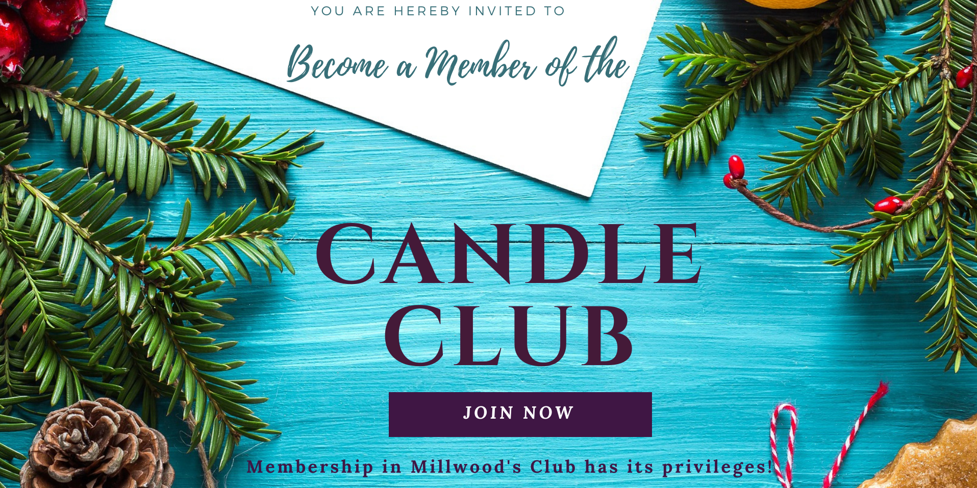 Candle Club Rewards