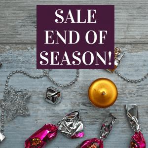 Millwood Candles End of Season Sale