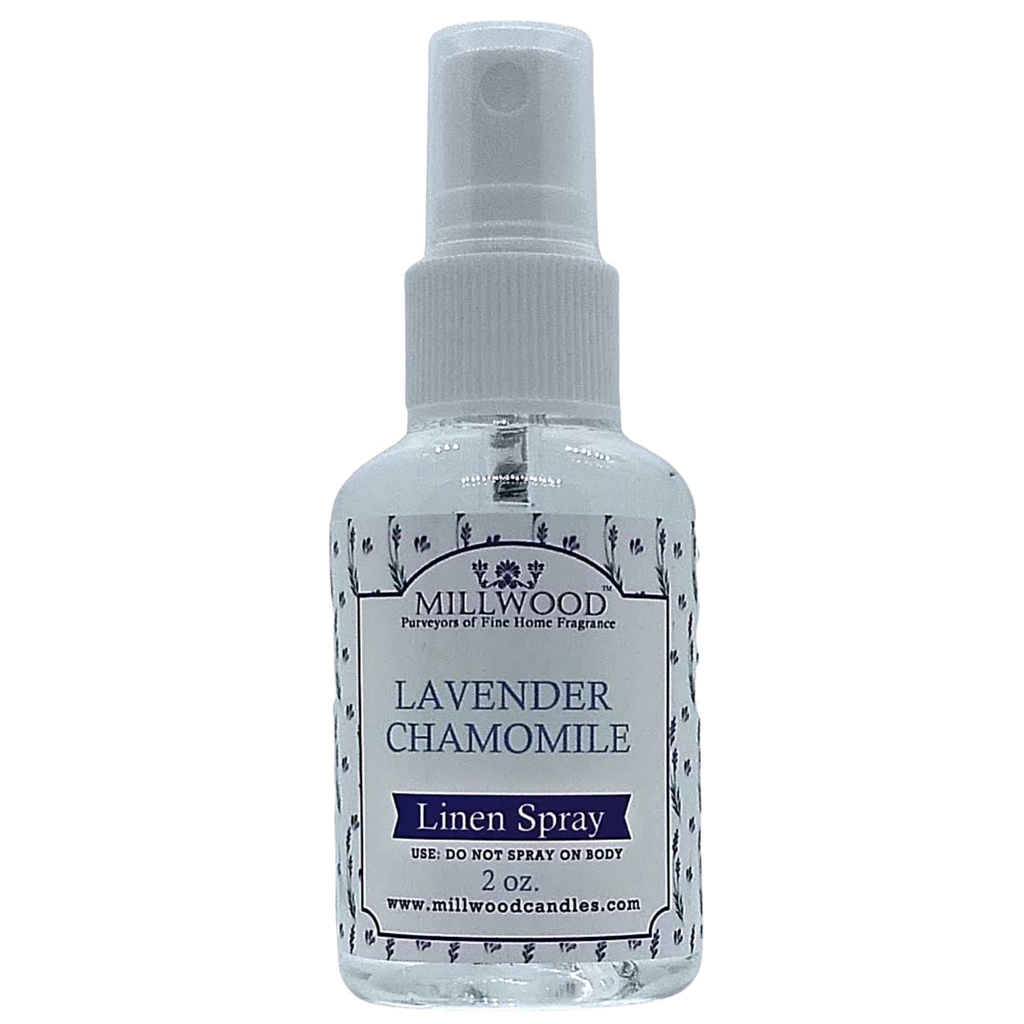 Lavender scented room spray mini travel spray