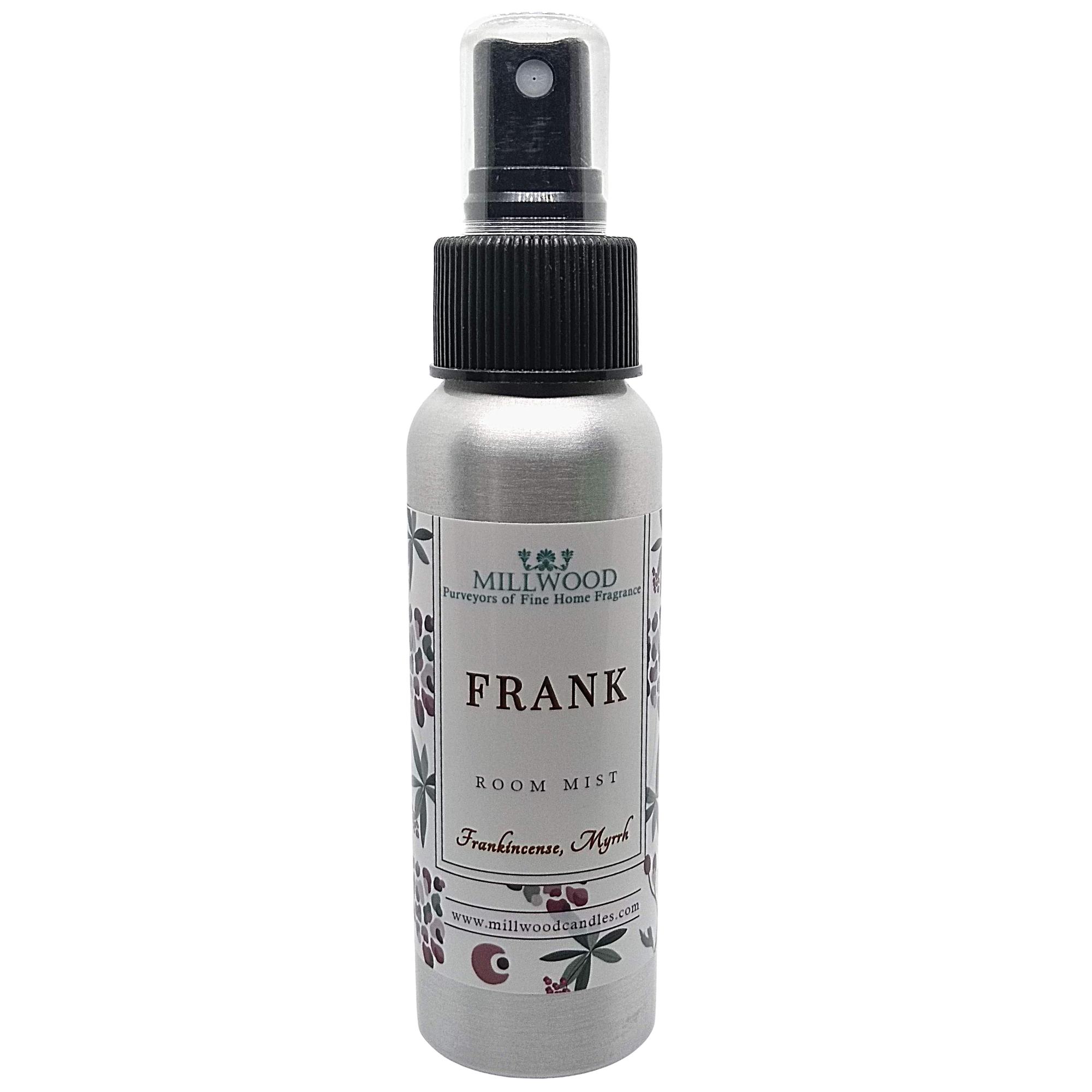 frankincense and myrrh, Frankincense Organic Room Spray, natural air freshener