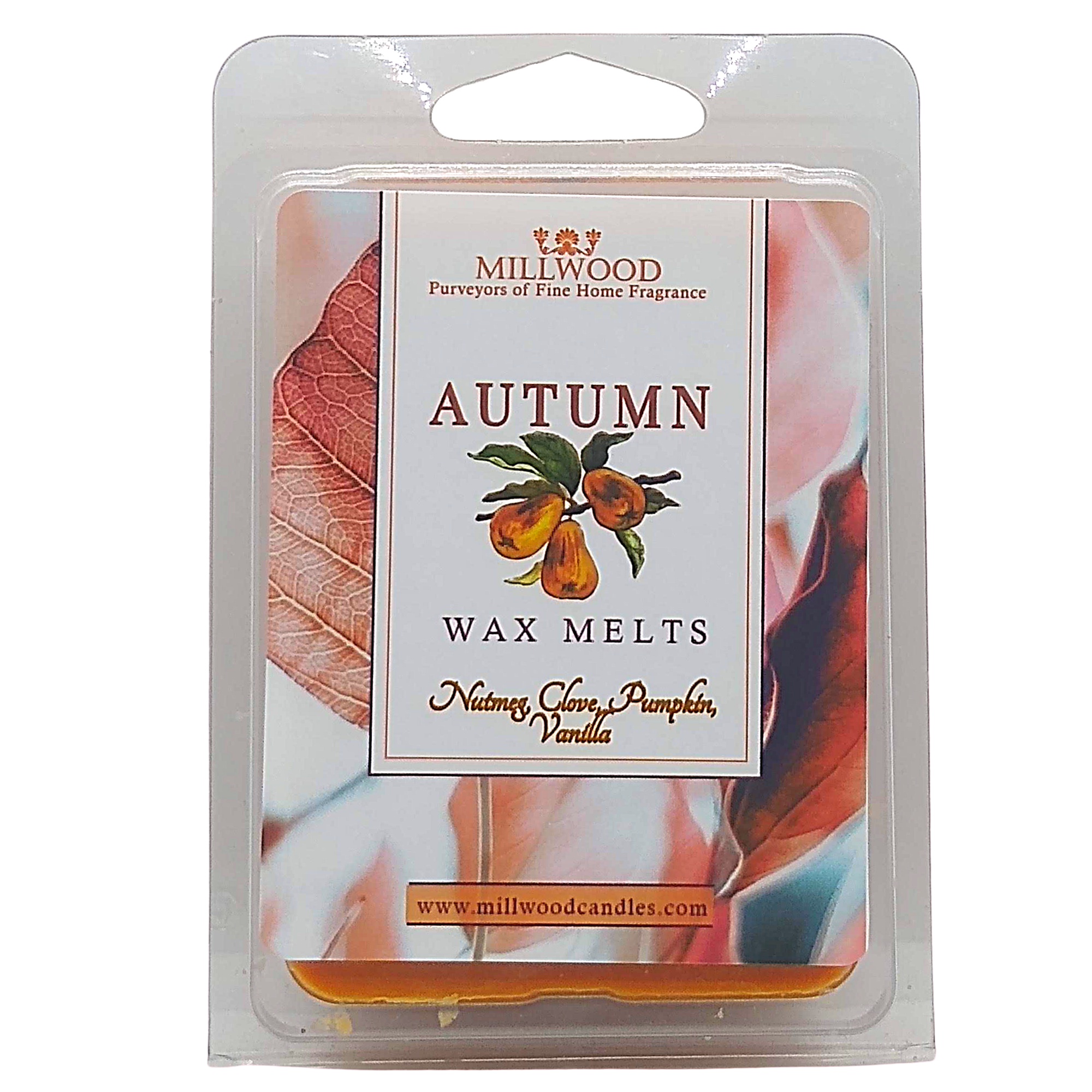 Millwood Candles Autumn Harvest Wax Melts